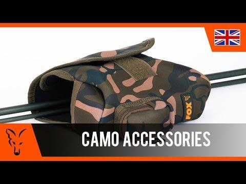 Fox Camo Neoprene Gas cannister Cover Gázpalack Védő videó