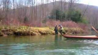 preview picture of video 'Smethport's Potato Creek Kayak Adventure'
