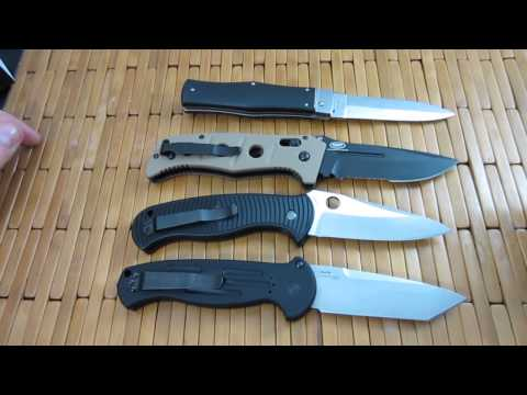 Are Automatic Knives (Switchblades) Legal?