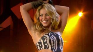 Shakira - Hips Don't Lie (SouthAfricaWorldCup,1080p)