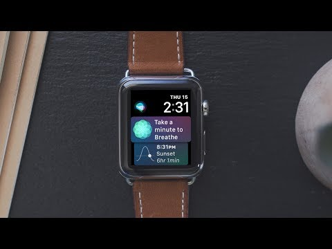 Hands-On With watchOS 4: Siri Watch Face, Apple Pay, Activity Improvements, New Workouts and More