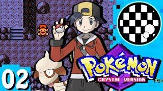 Smeargle  - (Pokémon) - 6 Smeargle Challenge: Pokemon Crystal | PART 2