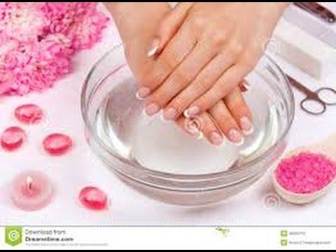 Die Behandlung der MIlchfrau des Nagels