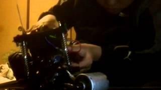 【ラジコン】タミヤのミッドナイトパンプキンのモーター改造