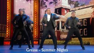 James Corden's 2016 Tony Awards Opening with musical titles - dooclip.me