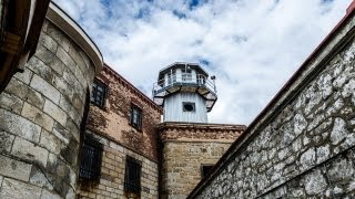 preview picture of video 'Haunted Prison ; Eastern State Penitentiary - Part Three - Philadelphia Pennsylvania'