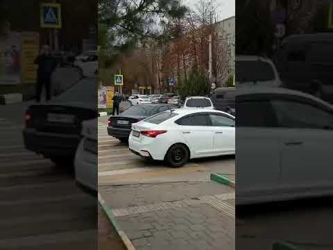 Сегодня в Батайске на Рабочей и Куйбышева ДТП парализовало движение + видео