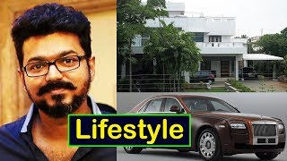 Vijay Lifestyle | Net Worth | Salary | House | Car | Wife | Family| Awards | Biography