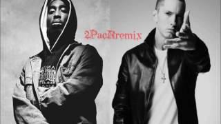 (2016) 2Pac - Open Fire ft. Eminem (Remix)  **Lyrics In Discription**