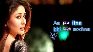 Aa Jao Na Lyrics | Veere Di Wedding Karaoke | Arijit Singh | Lyrical Video | Aa Jao Na Karaoke