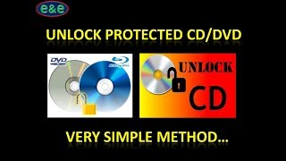 HOW TO UNLOCK COPYRIGHT PROTECTED CD
