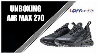 sports shoes 3bf10 69213 air max 270 noir ioffer - मुफ्त ऑनलाइन ...