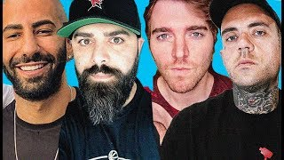 No Jumper - Shane Dawson, Fousey and Keemstar INSANE live interview!!!