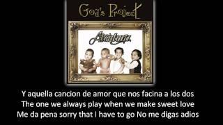 Aventura - Our Song (lyric - letra)