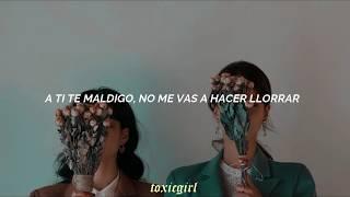 Natalia Lacunza, Guitarricadelafuente - nana triste (Letra)