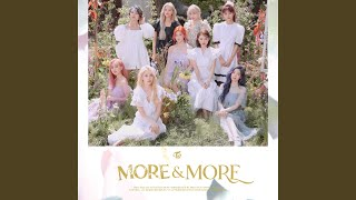 TWICE - MORE & MORE (English Ver.)