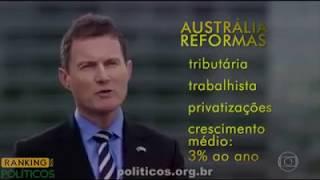 A burocracia e o excesso de governo e de tributos travam o Brasil