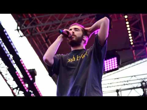 """Хаски - """"Крот 17"""" LIVE на «Маятнике Фуко» в Питере (live)"""