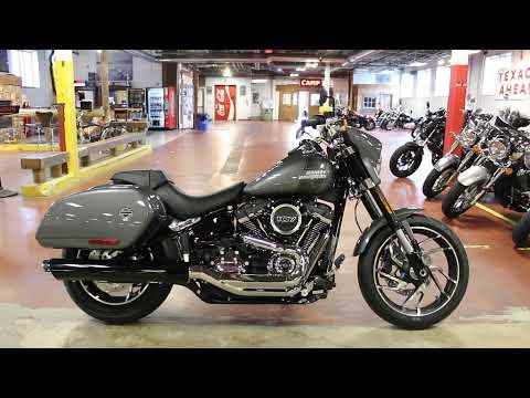 2021 Harley-Davidson Sport Glide® in New London, Connecticut - Video 1