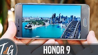 Honor 9, review en español