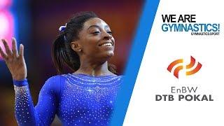 2019 Stuttgart Artistic Gymnastics World Cup – Highlights women's competition