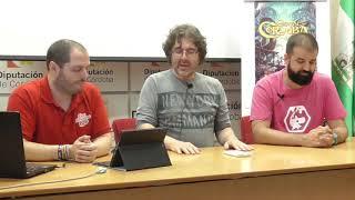 Presentación guía de contratos de LUDO - Festival Internacional Córdoba