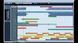 Mithril feat. DJ Outland - Nebelleben (Sylph Mix)_produced in CUBASE