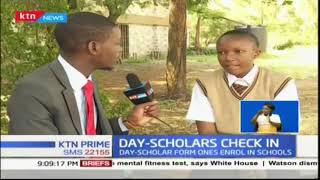 National and extra county schools open their doors to day scholars following a government directive