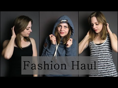 Fashion Try On Haul August'17 | H&M, S.Oliver, TK Maxx 👕 | Nessa Clair