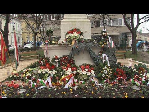 Megemlékezés 2016. március 15-én - video preview image