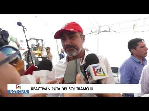 Reactivan Ruta del Sol tramo III Entrevista con Guillermo Díaz, Gerente de Yuma Concesionaria