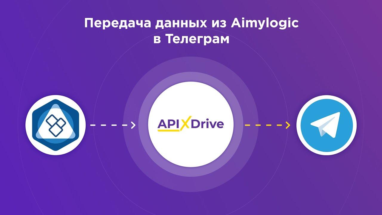 Как настроить выгрузку данных из Aimylogic в виде уведомлений Telegram?