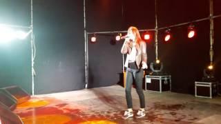 Inessa - The Letter  (Eva Cassidy cover)