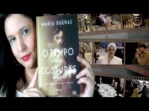 O tempo entre costuras  - Aurora: Maria Dueñas ( Livro + Série de TV )