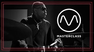 Steve Jordan - Masterclass