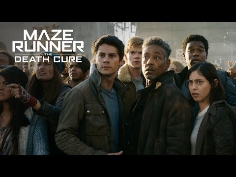 Maze Runner: The Death Cure (Clip 'The Wall')