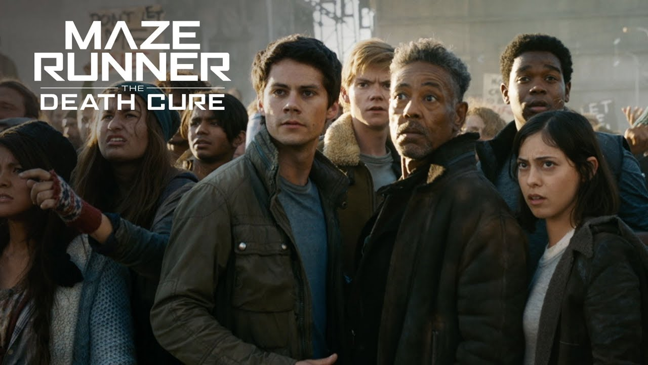 Maze Runner: The Death Cure - The Wall