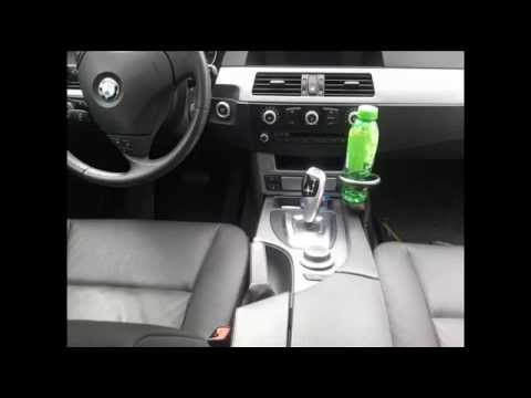 Additional BMW Cupholder E60 E61 BMW 5