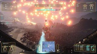 vonBiomes 3 0 beta test - TeacherGalante - Basalt Defence - Mechwarrior 5  Mercenaries 2021 08 13