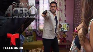 Señora Acero 2 | Recap (10162015) | Telemundo Novelas
