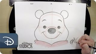 Comment dessiner Winnie L'ourson