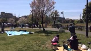 大泉さくら運動公園 野外炊事広場のイメージ