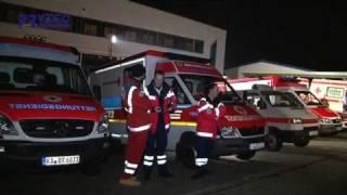 preview picture of video '29.10.10 - Ubstadt-Weiher - Großbrand zerstört Lagerhallen sowie mehrere Lkw'