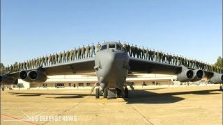 Why America's Enemies Still Fear The B 52 Bomber?