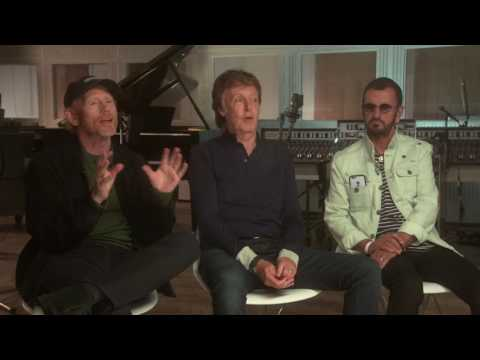 The Beatles Q and A from Abbey Road Studios