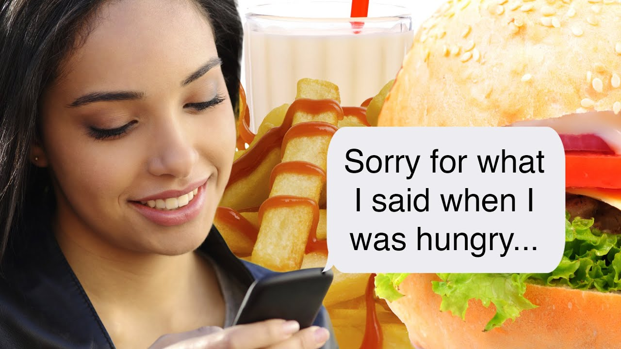 10 Honest Texts From Constantly Hungry People thumbnail