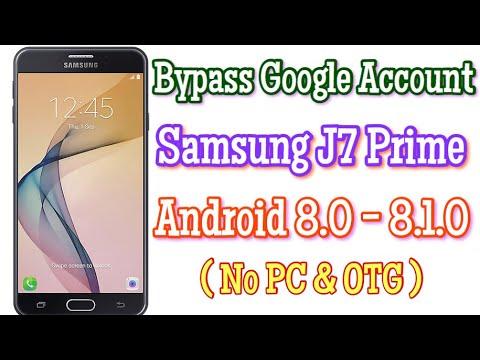 Samsung J7 Prime Remove Google Account ✓ Lexus Car
