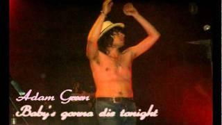 Adam Green Live @ Basel 2008 - Baby's gonna die tonight