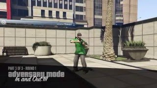 GTA Online - New Adversary Mode - In And Out