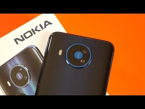 Nokia 8.3 5G обзор. Гнев и боль! / Арстайл /